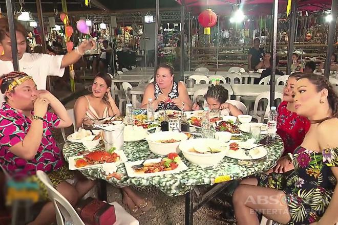 Magandang Buhay: Seafood food trip with Team Momshies