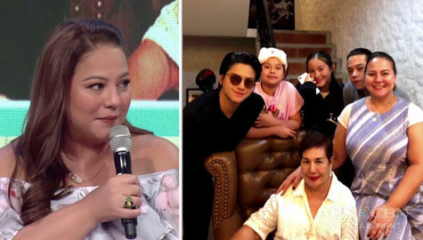 """Momshie Karla on Magandang Buhay: """"ang pagiging anak ay talaga namang na-master ko yan"""" Image Thumbnail"""