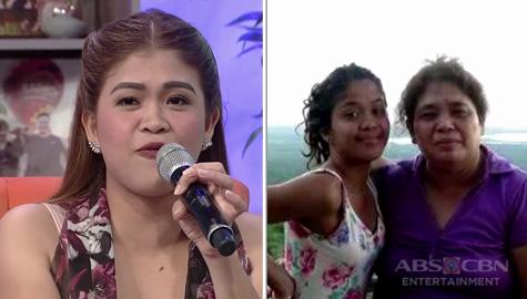 Magandang Buhay: Momshie Melai, sinabi ang kanyang na-realize bilang anak Image Thumbnail